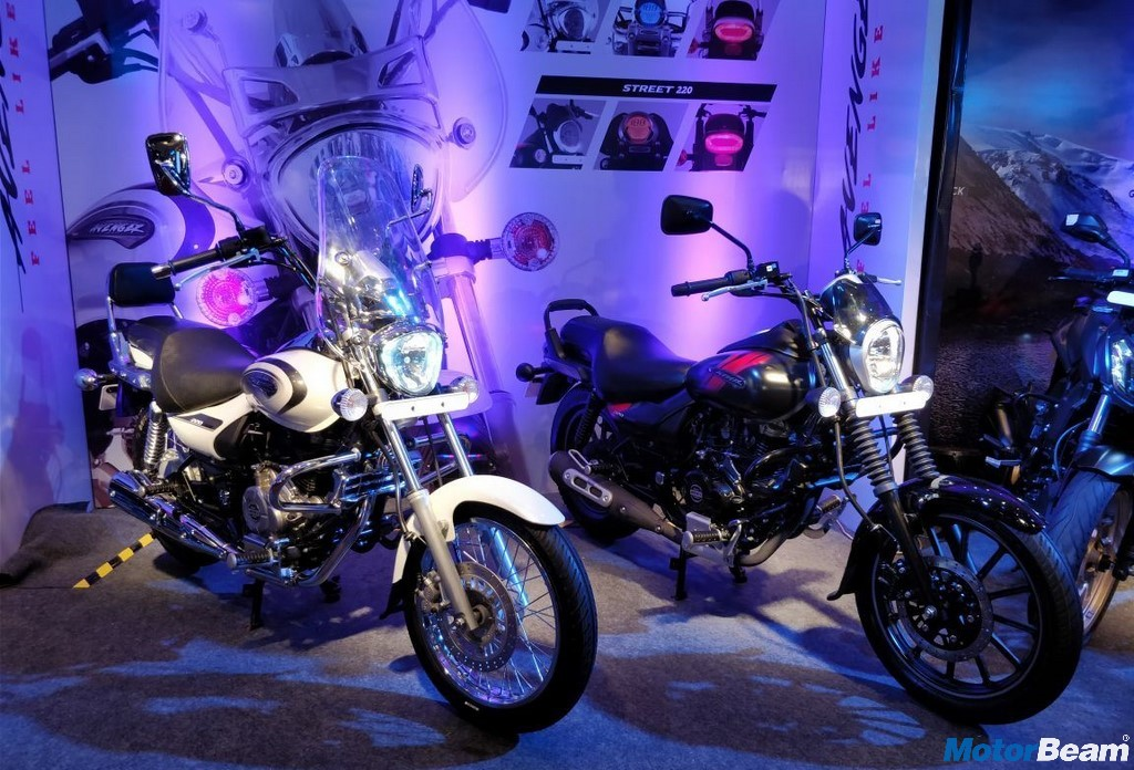 2018 Bajaj Avenger 220 Cruise And Street