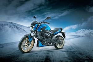 2018 Bajaj Dominar 400 New Colours