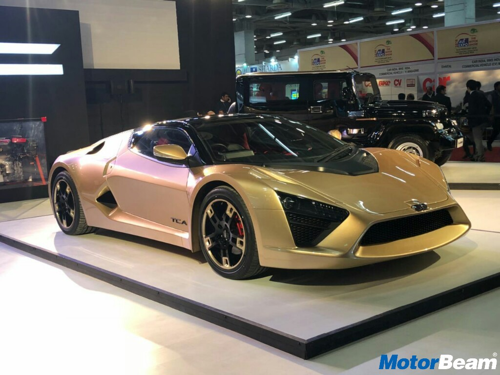 DC TCA Sportscar Turns Heads At Auto Expo Auto Breaking News - 2018 car show dc
