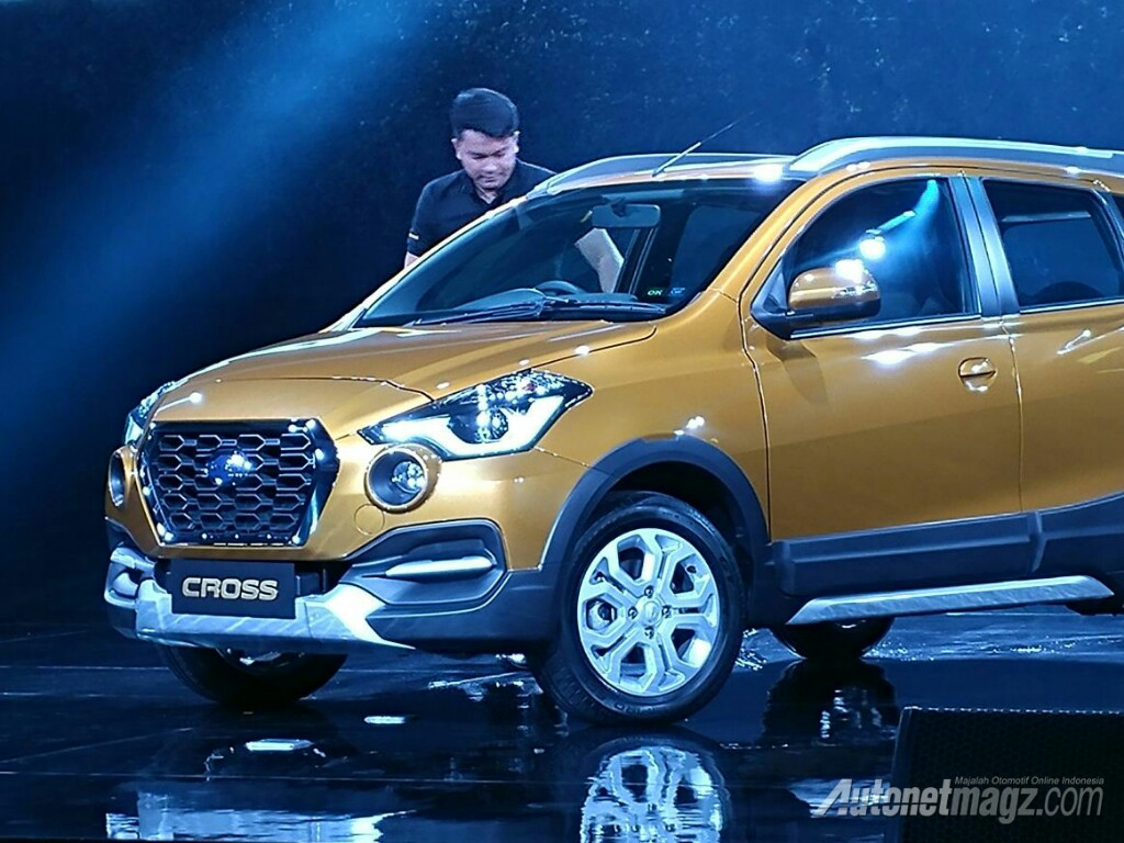 2018 Datsun Cross Launched In Indonesia