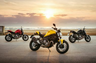 2018 Ducati Monster 821 Revealed, India Bound