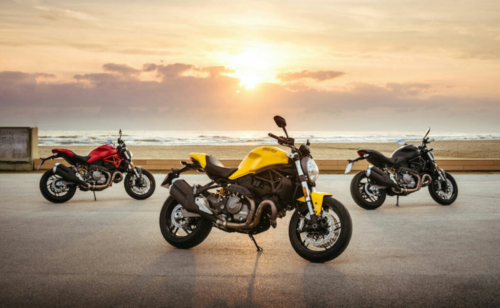2018 Ducati Monster 821 Unveiled