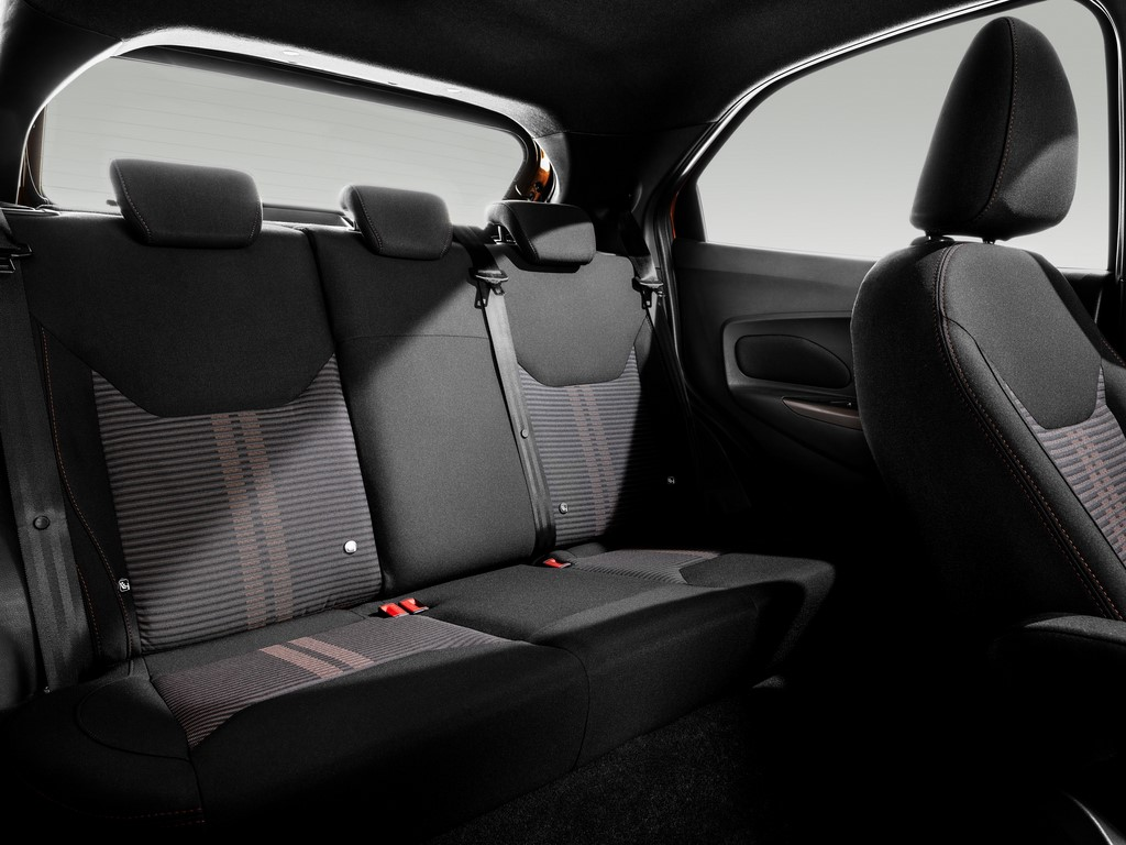 2018 Ford Aspire Space