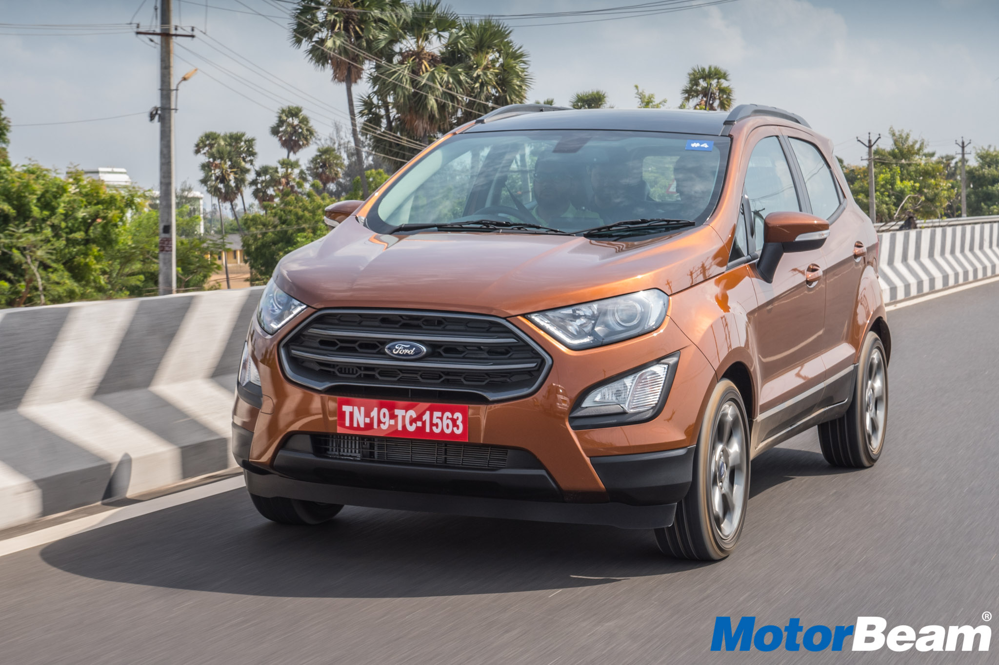 2018 Ford EcoSport S Test Drive Review