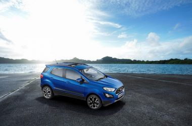 2018 Ford EcoSport S & Signature Edition Launched In India