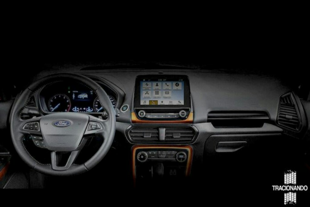 Ford Ecosport Storm Leaked Ahead Of Brazil Launch Gets Awd