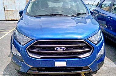 Ford EcoSport 1.0 EcoBoost To Make A Comeback