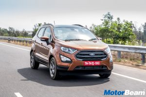 2018 Ford EcoSport Video Review