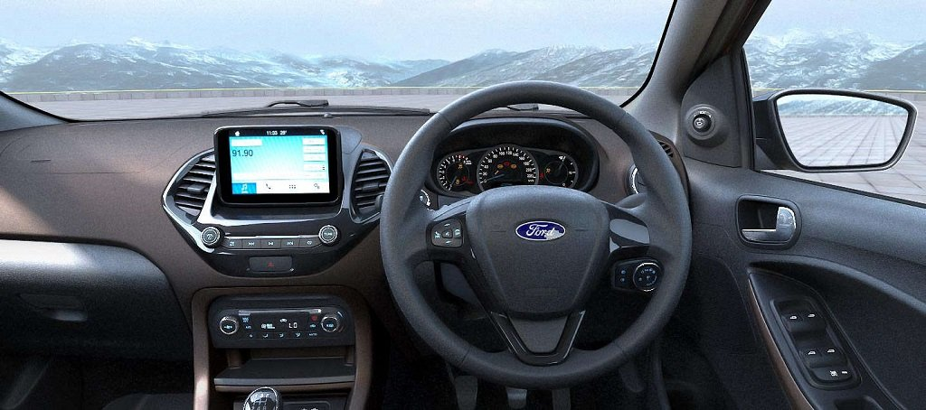 2018 Ford Freestyle Interior