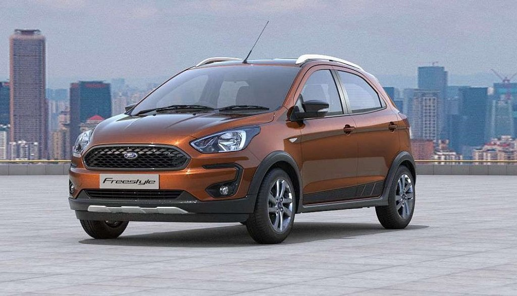 2018 Ford Freestyle Review