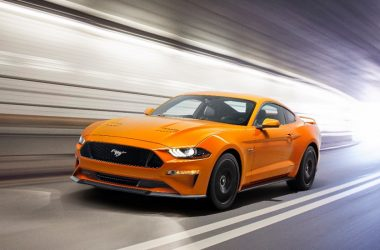 2018 Ford Mustang Revealed, V6 Engine Ditched