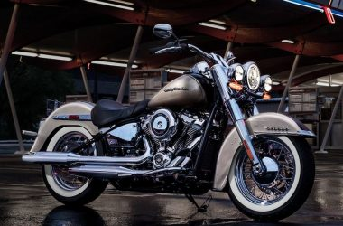 2018 Harley-Davidson Softail Deluxe India