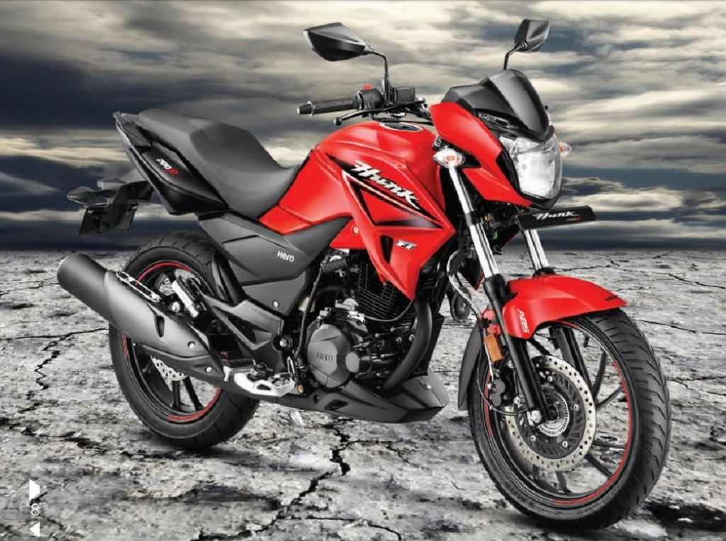2018 Hero Hunk 200r Launched In Turkey Gets Fi As Standard