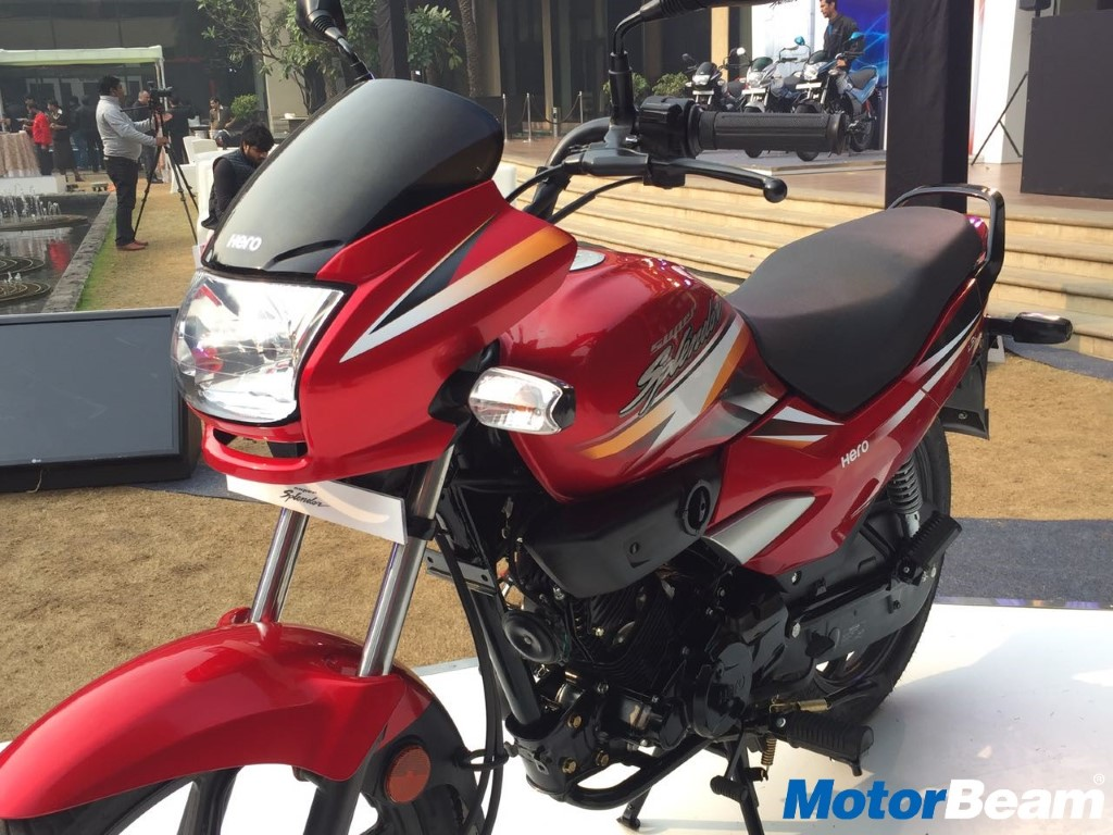 2018 Hero Super Splendor Launch