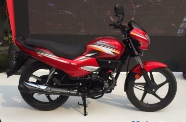 2018 Hero Super Splendor Side