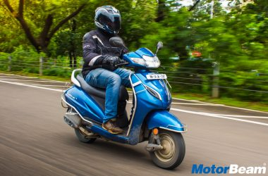 2018 Honda Activa 5G Review Test Report