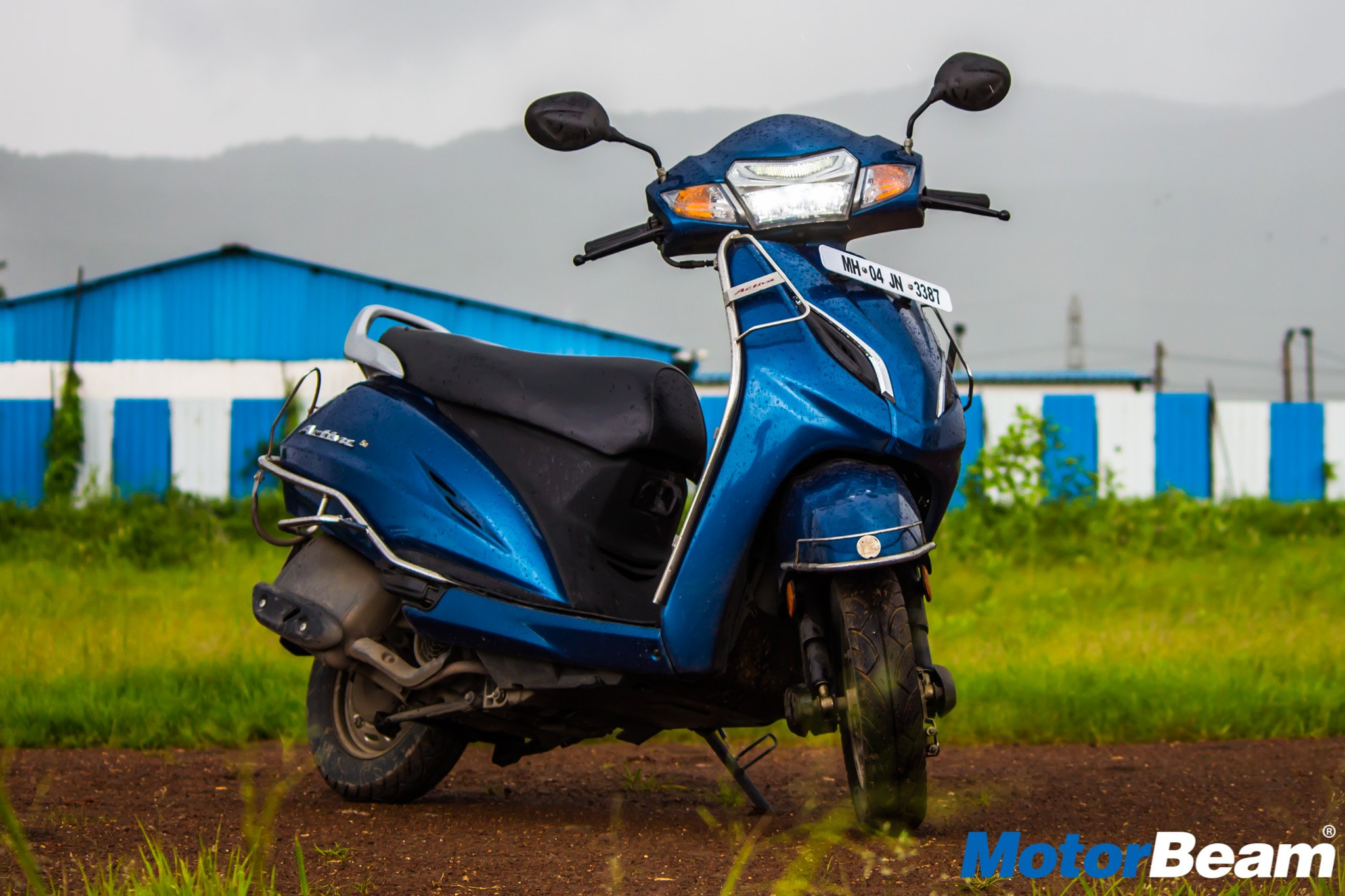 2018 Honda Activa 5G Road Test Report
