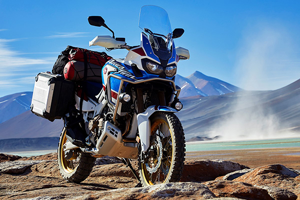 2018 Honda-Africa Twin Adventure Sport