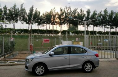Honda Amaze Introductory Price Offered For First 20,000 Bookings