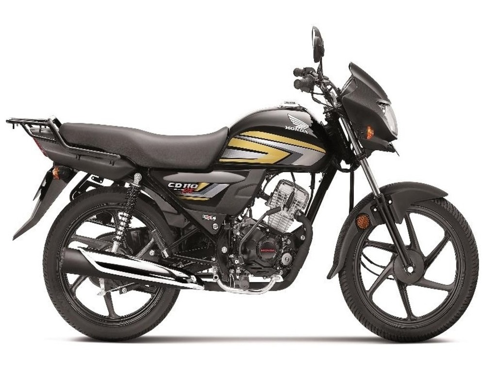 2018 Honda CD 110 Dream DX Golden Graphics