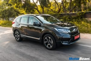 2018 Honda CR-V Pros Cons Hindi
