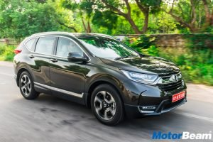 2018 Honda CR-V Review Test Drive