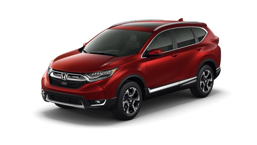 2018 Honda CR V Review