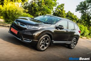 2018 Honda CR-V Video Review
