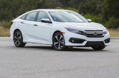 2018 Honda Civic Features