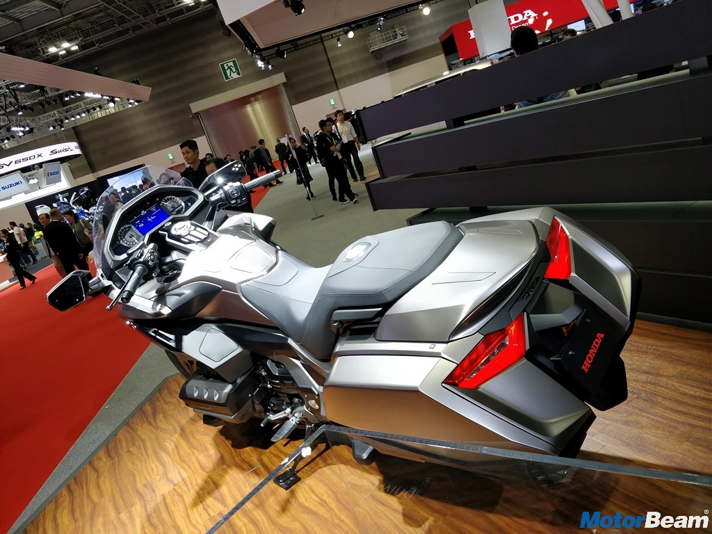 2018 Honda Goldwing Unveiled Launch In February 2018 Motorbeam