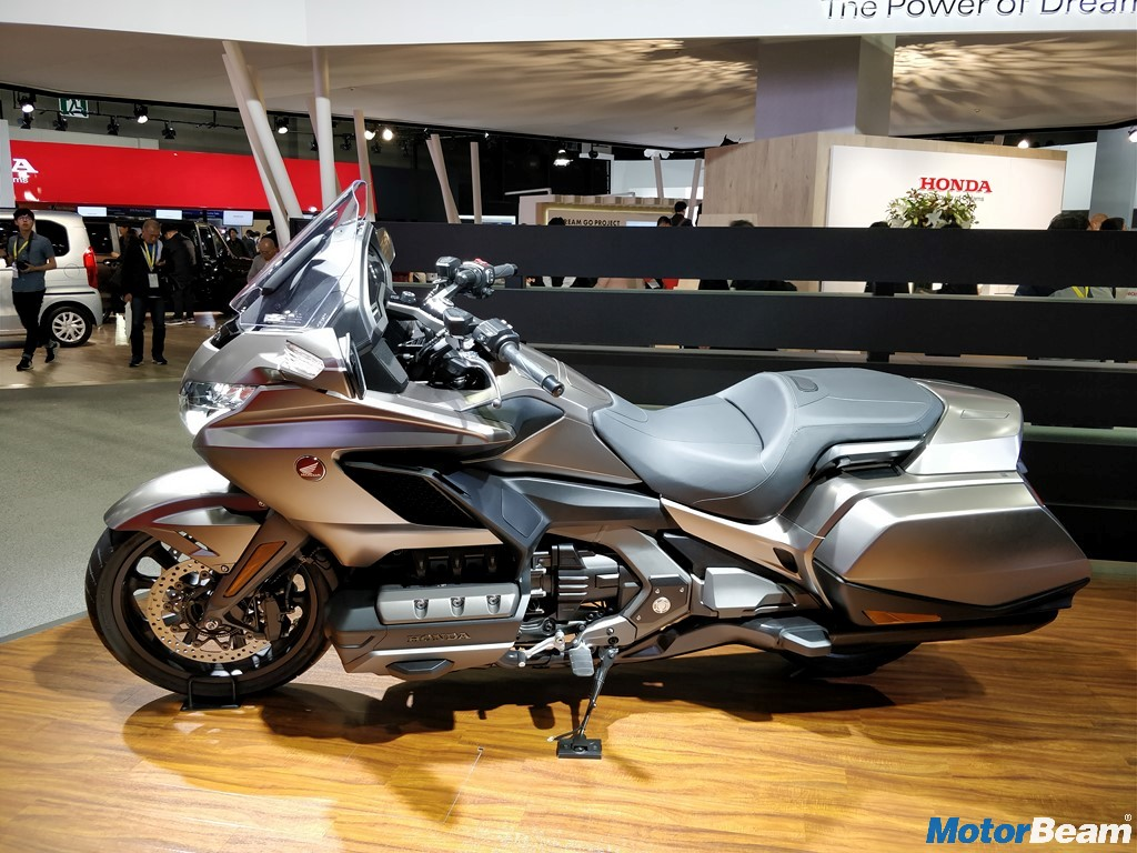 2018 Honda Goldwing Unveiled, Launch In February 2018