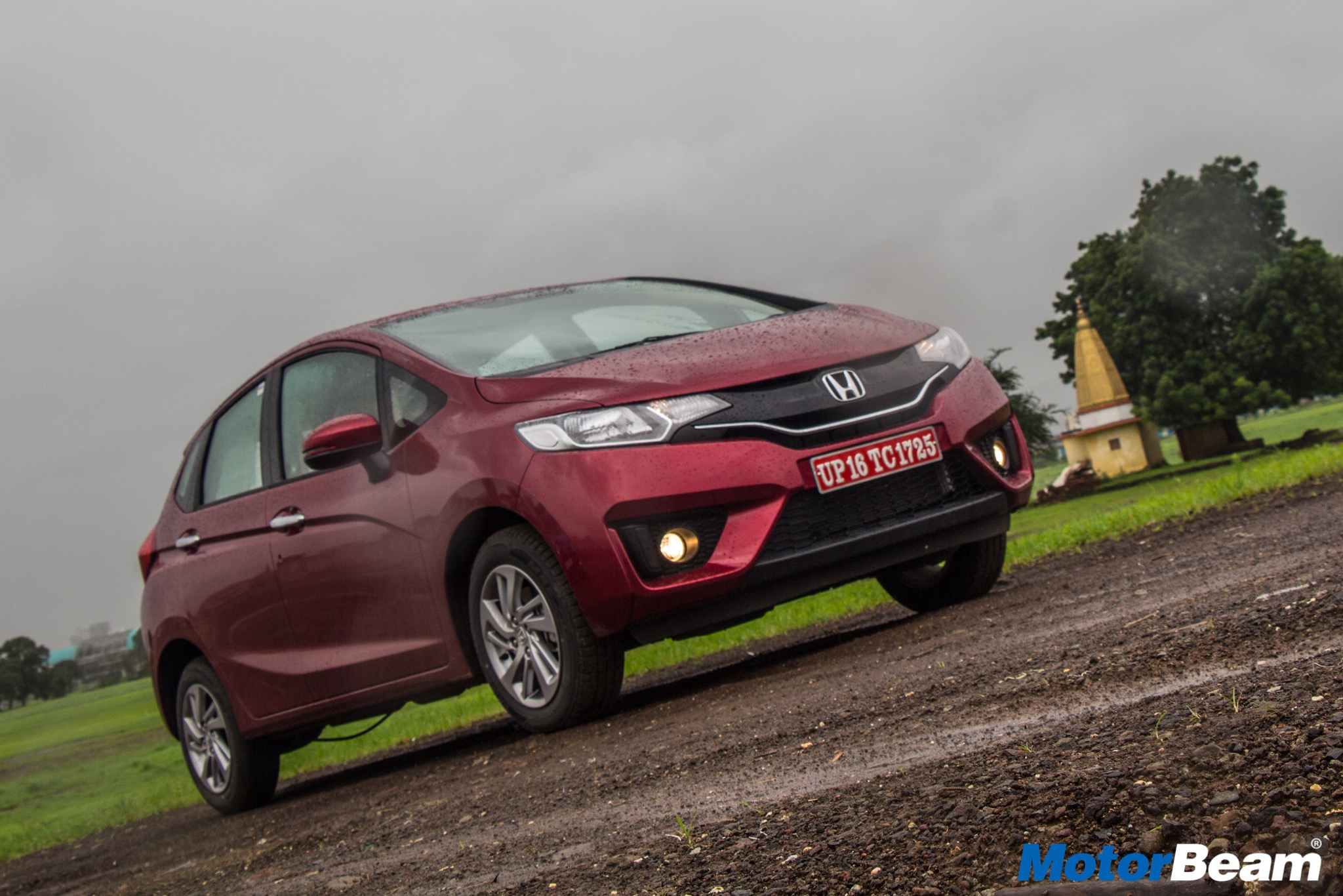 2018 Honda Jazz Facelift Test Drive