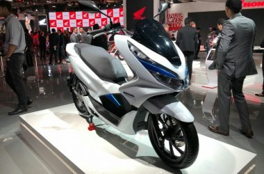 2018 Honda PCX Electric Scooter 1