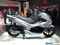 2018 Honda PCX Electric Scooter 4