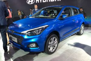 2018 Hyundai Elite i20 CVT Launched, Priced From Rs. 7.04 Lakhs