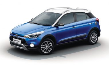 2018 Hyundai i20 Active India