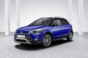 2018 Hyundai i20 Active Side