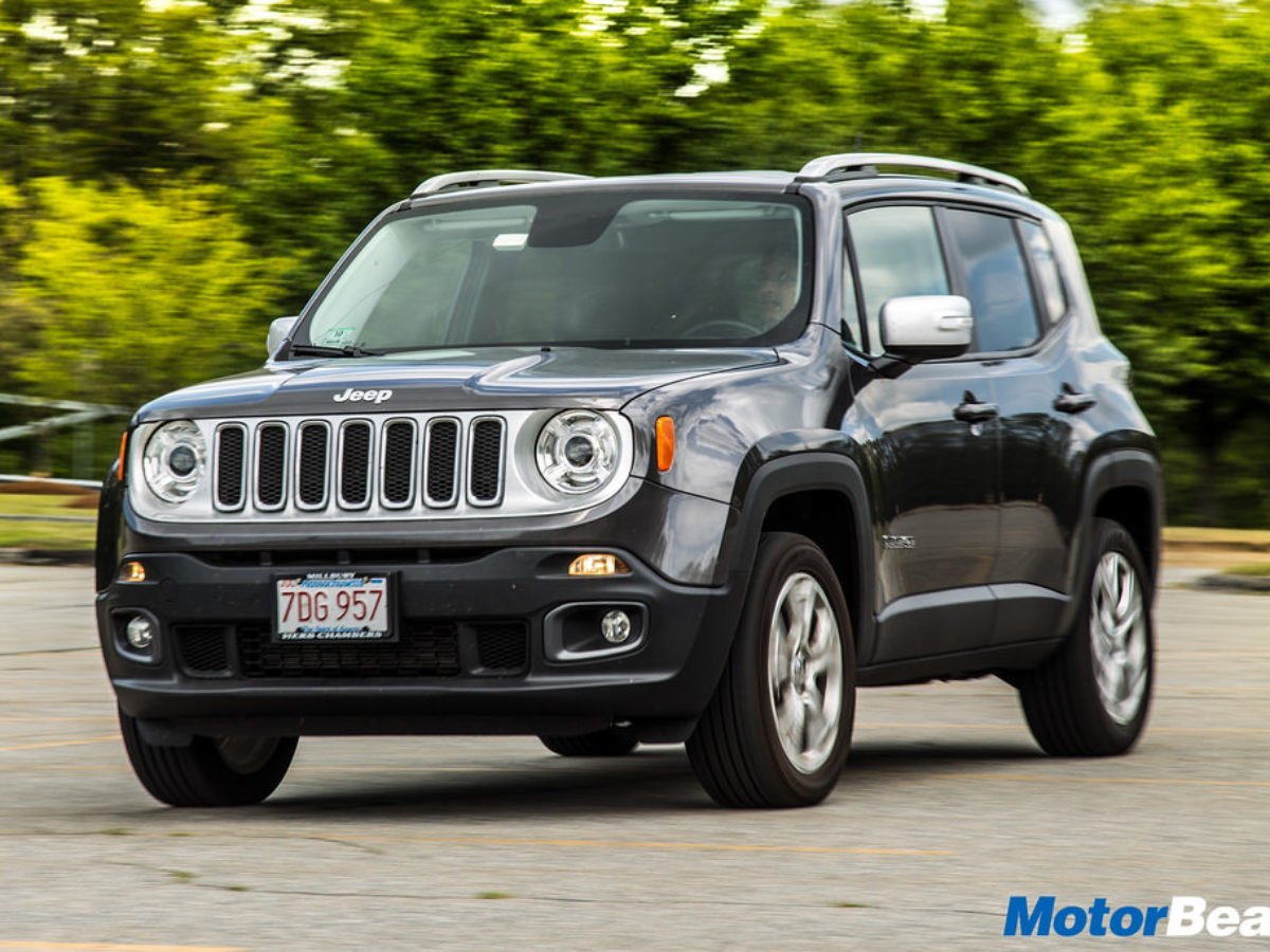 2018 Jeep Renegade Review Test Drive Motorbeam
