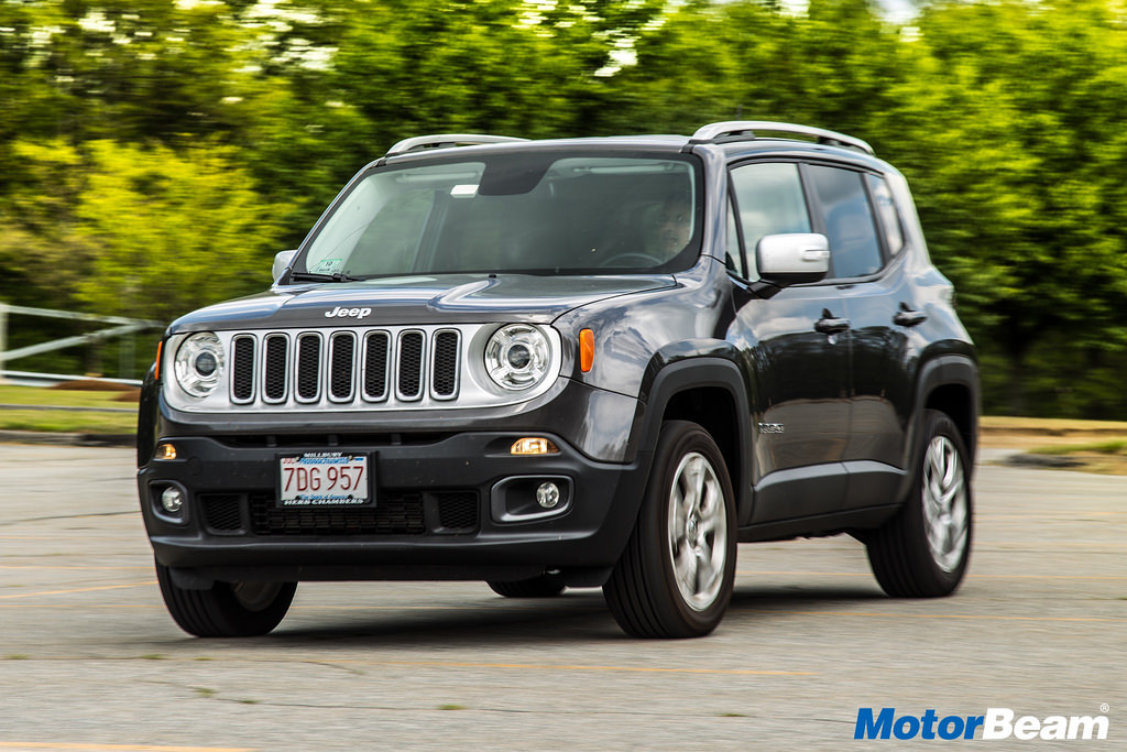 2018 Jeep Renegade Review Test Drive