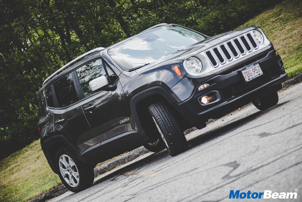 2018 Jeep Renegade Review