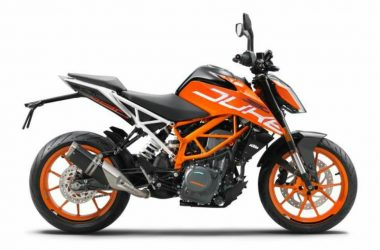 2018 KTM Duke 390 Launched