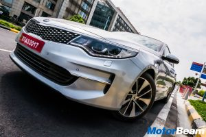 2018 Kia Optima Review