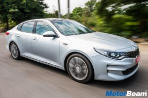 2018 Kia Optima Review Test Drive