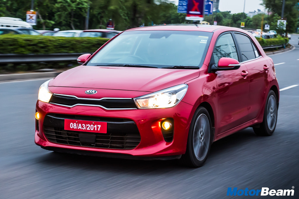 2018 Kia Rio Review Test Drive