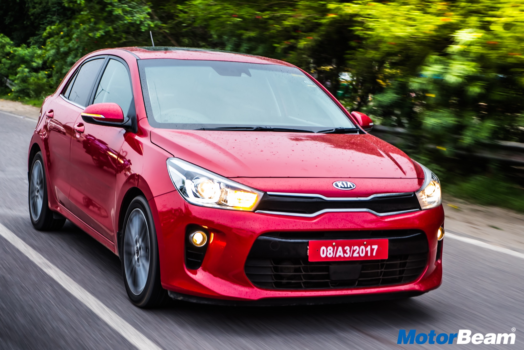 2018 Kia Rio Video Review