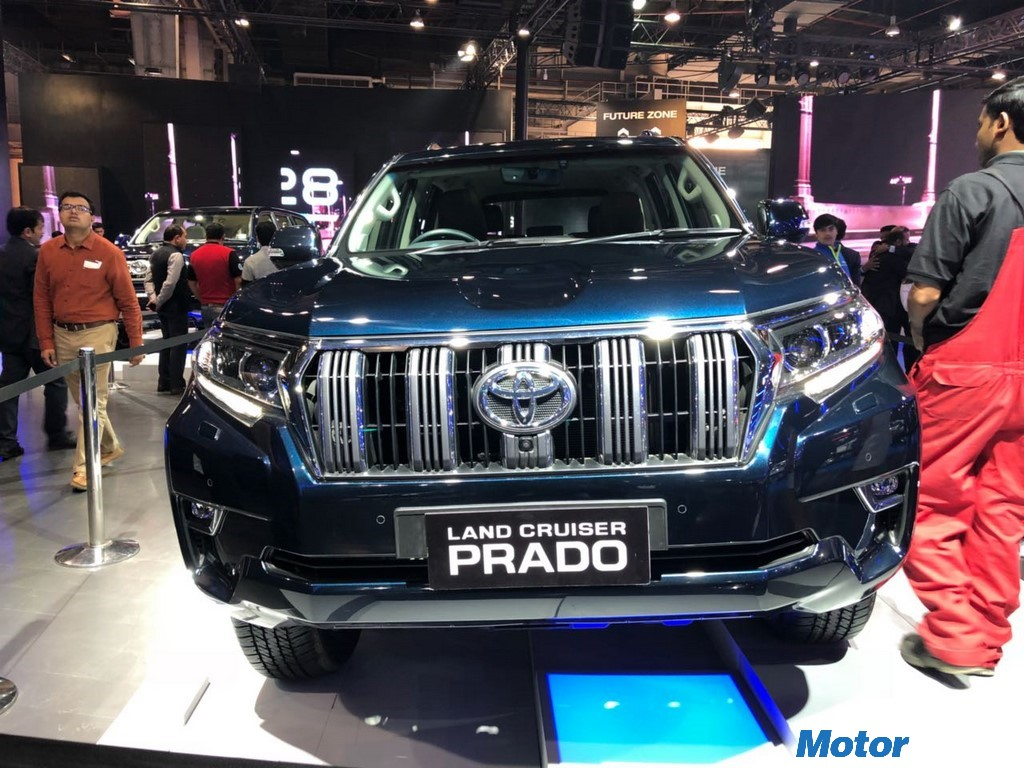 2018 Land Cruiser Prado 1