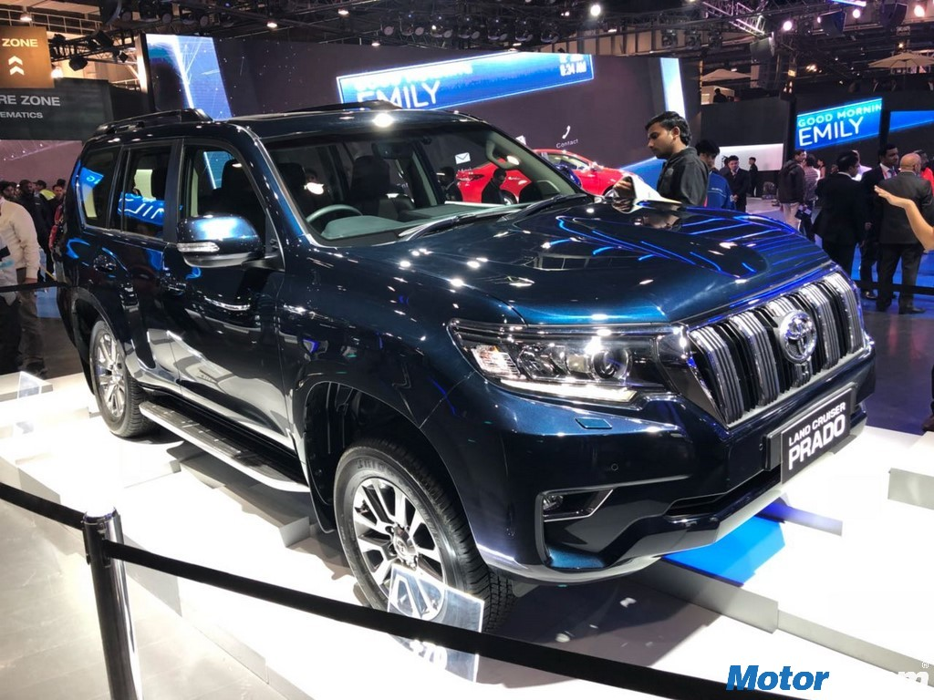 2018 Land Cruiser Prado 3