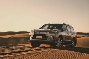 2018 Lexus LX 570 Launched, Priced At Rs. 2.32 Crores