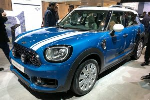 2018 MINI Countryman 5