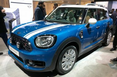 2018 MINI Countryman Showcased At Auto Expo